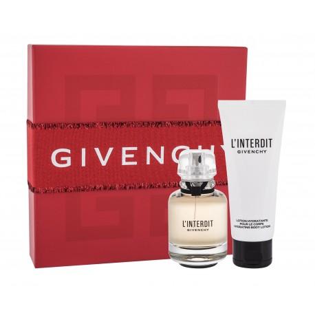 Givenchy L´Interdit Woda Perfumowana 50ml Zestaw