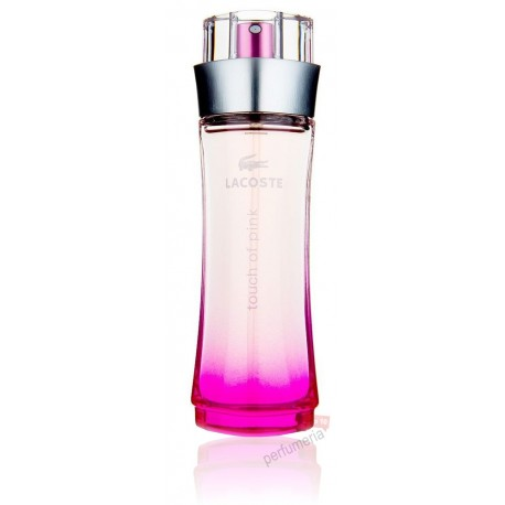 LACOSTE TOUCH OF PINK 50ML
