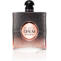 YVES SAINT LAURENT BLACK OPIUM FLORAL SHOCK 90ML TESTER
