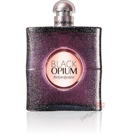 YVES SAINT LAURENT BLACK OPIUM NUIT BLANCHE 90ML TESTER