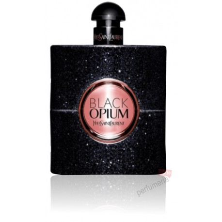 YVES SAINT LAURENT BLACK OPIUM 90ML TESTER