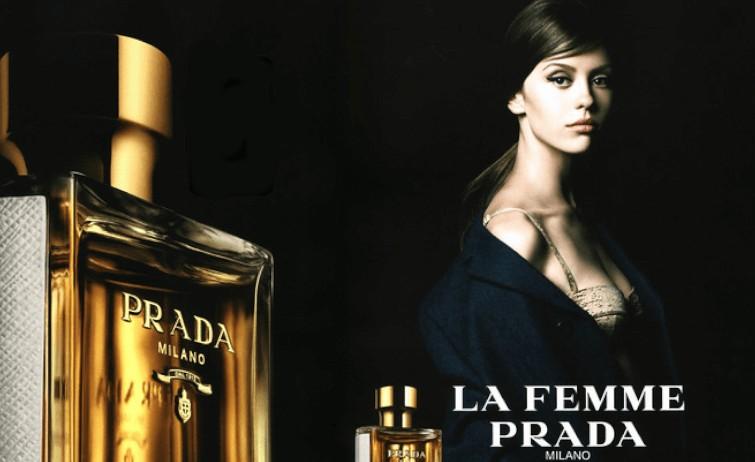 Prada La Femme Woda Perfumowana 100ml Tester
