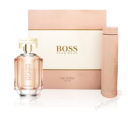 HUGO BOSS THE SCENT FOR HER 100ML ZESTAW