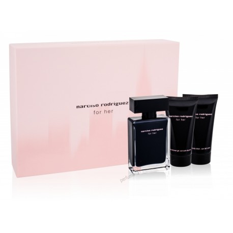 Narciso Rodriguez For Her 50ml Zestaw