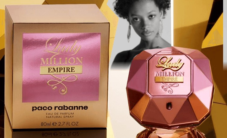 Paco Rabanne Lady Million Empire Próbka 1ml