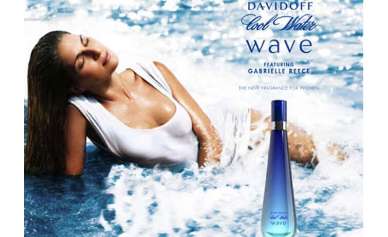 DAVIDOFF COOL WATER WAVE WOMAN 50ML