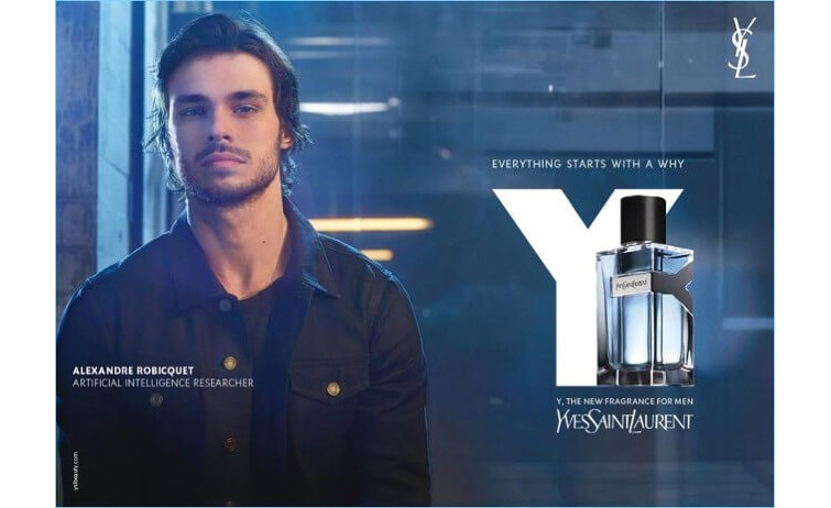 Yves Saint Laurent Y 100ml