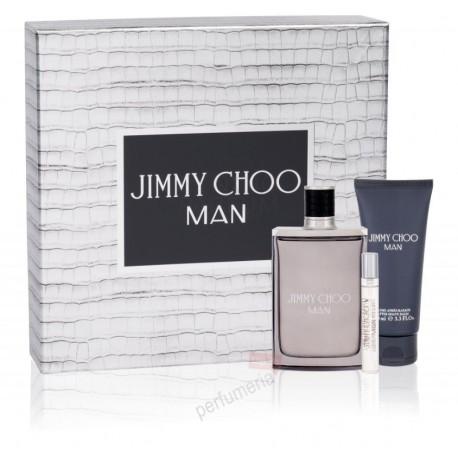 JIMMY CHOO MAN 100ML 7,5ml balsam po goleniu