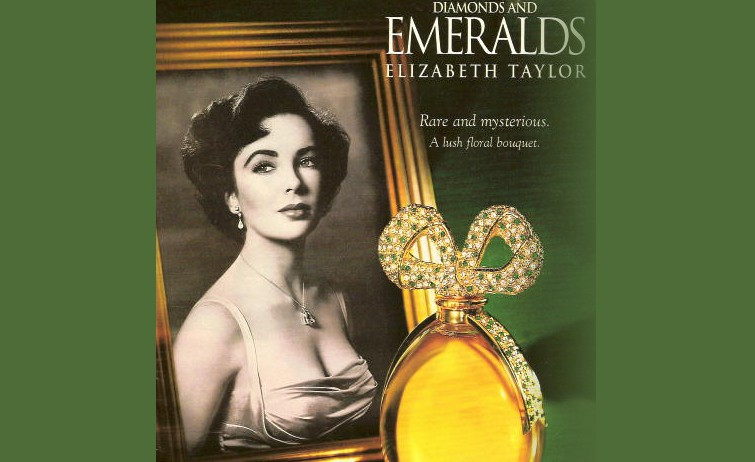 Elizabeth Taylor Diamonds And Emeralds 100ml