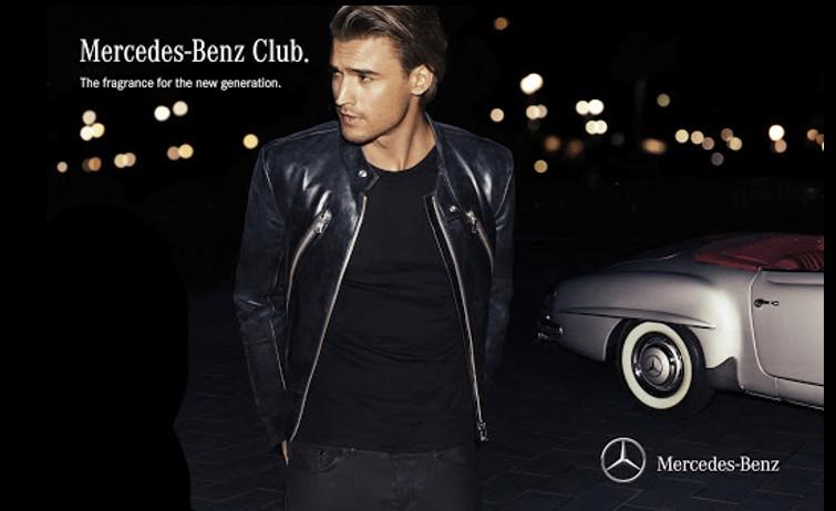 Mercedes Benz Club 1ml Próbka