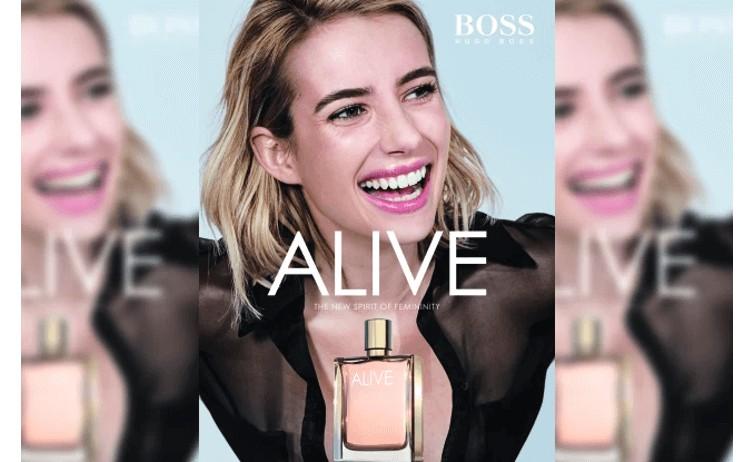 Hugo Boss Alive 50ml + Balsam