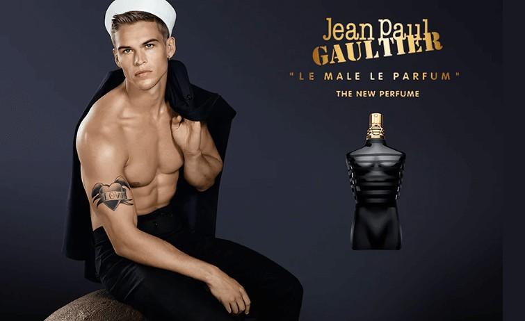 Jean Paul Gaultier Le Male Le Parfum 125ml Tester