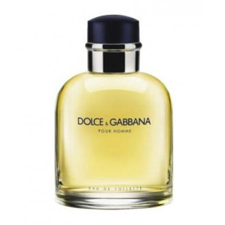 DOLCE & GABBANA POUR HOMME 125ML TESTER