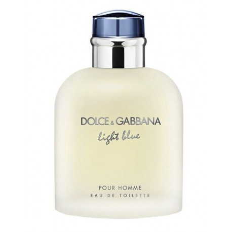 DOLCE & GABBANA LIGHT BLUE POUR HOMME 125ML TESTER