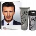David Beckham Homme Zestaw