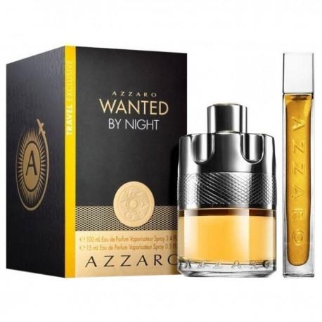 AZZARO WANTED BY NIGHT 100ml + 15ml