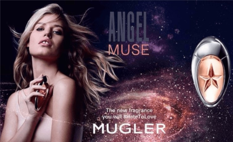 THIERRY MUGLER ANGEL MUSE 50ML TESTER