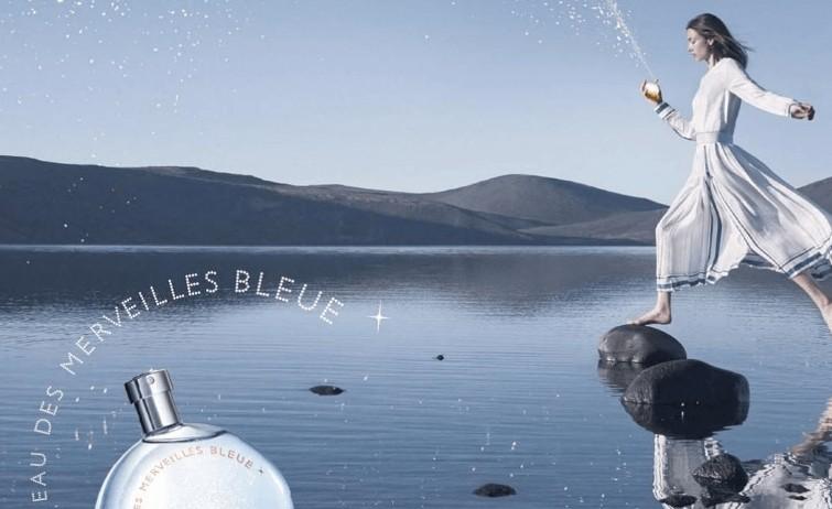 Hermes Eau Des Merveilles Bleue Woda Toaletowa 100ml