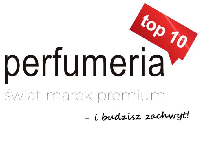 LOGO perfumeria top10 i budizsz zachwyt.