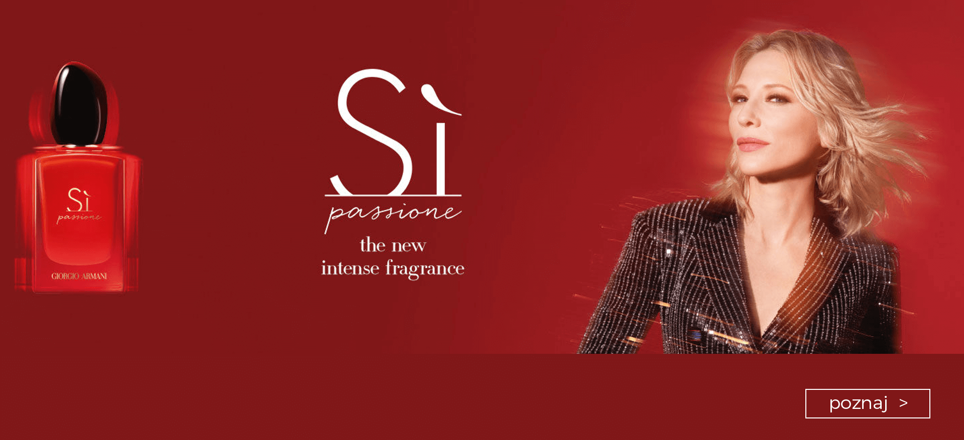 NOWE perfumy SI PASSIONE INTENSE